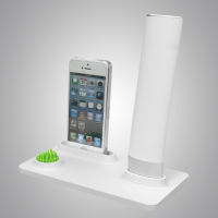 bluetooth-handset-with-dock-recharging-weiss