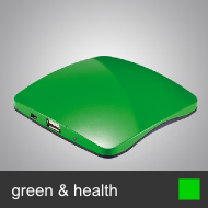 werbeartikel green health